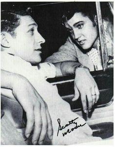 Elvis and Scotty