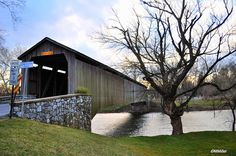 Lancaster County, PA covered bridges