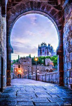 Toledo  España Google+