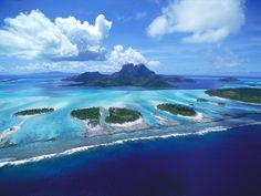 Terra/Natura Spiagge  Ocean Islands Sfondo