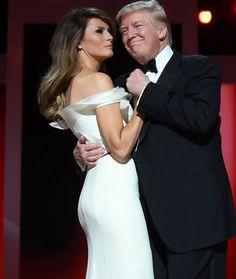 .President Trump  #InauguralBall hashtag on Twitter.