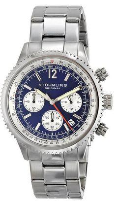 Seleccione Relojes Stuhrling Men  's por Sólo $ 62.99 Plus Gastos de envío gratis! Today Only! 87% de DESCUENTO!