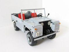 Lego - Land Rover Series 1