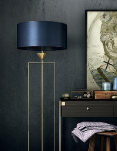 Black Tie | Tosca Floor Lamp- Available on Artemest.com
