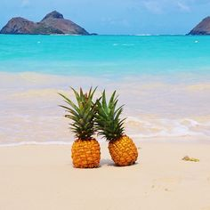 Friends are like pineapples. The best ones are the sweetest.