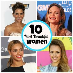 Babble's 10 Most Beautiful Women in the World: Celebrity Mom Edition