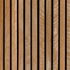 full timber slat texture