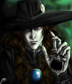 "VHD Bloodlust: ""Hello..."" by Cairisti on DeviantArt, Vampire hunter D"