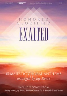 Honored, Glorified, Exalted (Preview Pak)