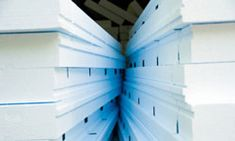 Insulating panels made from foam can help save up to 50 percent in energy costs over other materials.