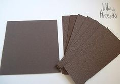 Material para montar a fogueira Envelope, Creative Ideas, Diy And Crafts, Hillbilly, Handmade Crafts, Envelopes