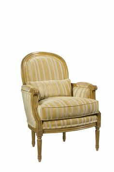 U-3076-0427 Celine Medallion Back Chair available at French Heritage
