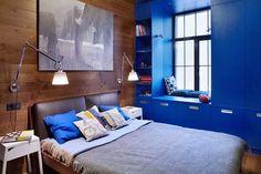 megoldások, loft lakás galériával