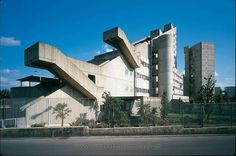 Danilo Santi Triangle Bulding, Pistoia, Italy Architects: Leonardo Savioli…