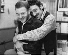 Scott Smith and Harvey Milk. Photo by Marc Cohen It was Harvey Milk who gave me the courage to come out.
