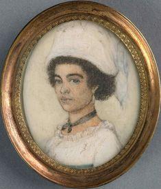 Surinaams meisje Collectie Rijksmuseum Amsterdam. Foto klikken en scrollen voor meer.