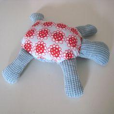 Schildpad, met patroon