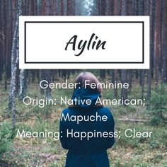 Aylin - girl's name