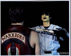 Baseball Fury & James Remar in The Warriors Poster We Movie, James Remar, Warrior Movie, The Stranger Movie, Netflix, The Best Films, Tv Ads, Cult Movies, Books