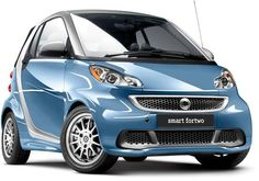 new Smart Car color