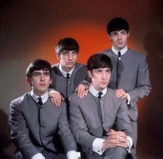The Beatles, early days...
