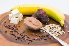 Chocolate Banana Sunbutter Mousse