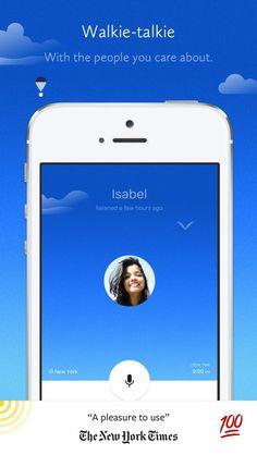 Roger iOS App