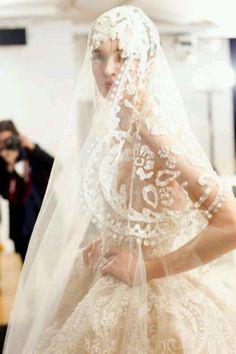ELLE SAAB Couture 2013