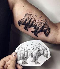 Amazing tattoo  artist: @sashakiseleva #inkcommunity #tattoos #ink check @inspirationtattoo