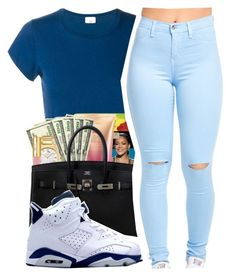 """""""Untitled #457"""" by mindset-on-mindless ❤ liked on Polyvore featuring beauty, RE/DONE and Retrò"""