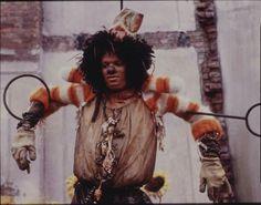 """Michael Jackson as """"Scarecrow"""" """"The Wiz"""" 1978"""