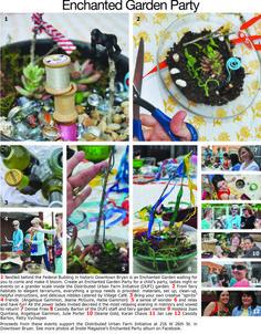 Enchanted Garden Parties!