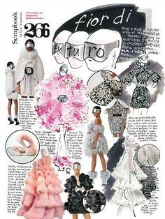 Lele Acquarone, Vogue Italia, October 2012, n.746, p. 266
