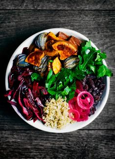 Winter Glow Energy Bowls | Occasionally Eggs