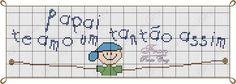 Bom dia!  Vamos nos preparar para atender nossas clientes? Alice, Cross Stitch, Bullet Journal, Blog, Cross Stitch Art, Cross Stitch Patterns, Cross Stitch Letters, Cross Stitch Alphabet, Face Towel