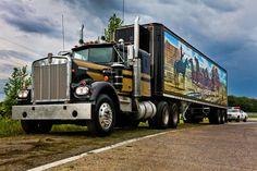 ThrowBack Thursday: 1970s Trucking Films   E-file IRS HVUT Form ...