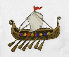 How to Design a Viking Ship
