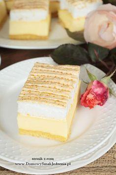 Homemade Cakes, Cheesecake, Sweets, Food, Polish Food Recipes, Bakken, Essen, Gummi Candy, Cheesecakes