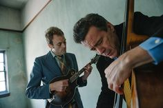 Chris Thile & Edgar Meyer - their new album Bass and Mandolin is now available.