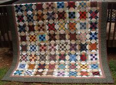 Quiltville's Quips & Snips!!: Sister's Choice!  I can use my vintage 9-patches