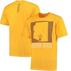 Arizona State Sun Devils adidas Team Stripe Knit Beanie - Maroon ... 0a27066e0d01