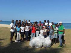 Earth Month Beach Cleanup 2016 | Green Globe