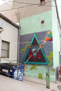 Photo: Dee Santillanes Murals Street Art, Colorado, Aspen Colorado, Colorado Hiking