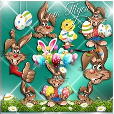 Easter Clipart PSD file free download » Page 2 | EASTER☂DiGi ...