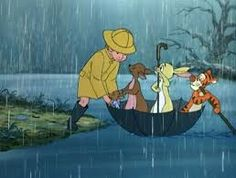 Travel Tip - Rain at Disney