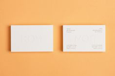 Gallery ROM - a non-profit organization committed to promotion of innovative arts and architecture