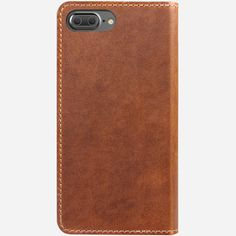 Made from minimally treated, vegetable-tanned leather from one of America's oldest tanneries.  Designed to beautifully patina with time, creating a handsome, rich leather case with a look that is uniquely yours.  Holds 3-6 credit cards and folded cash.  Designed to replace your minimalist wallet and carry one less object.            Horween leather from the USA       Develops a rugged patina       Holds 3-6 credit cards + folded cash      See all iPhone cases