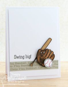 swing big! by limedoodle - Cards and Paper Crafts at Splitcoaststampers