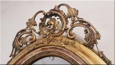 rokokó tükör Country Chic, Carving, Brooch, Mirrors, Vintage, Jewelry, Fa, Home Decor, Google
