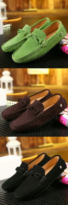 New Men Loafer Breathable Leather Moccasins Boat Shoe Lofers Shoes, Fly Shoes, Men S Shoes, Boat Shoes, Driving Moccasins, Driving Shoes, Smart Casual Menswear, Business Shoes, Leather Moccasins